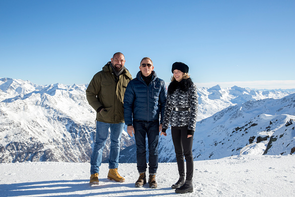 Mountain「'Spectre' Photocall In Soelden」:写真・画像(3)[壁紙.com]