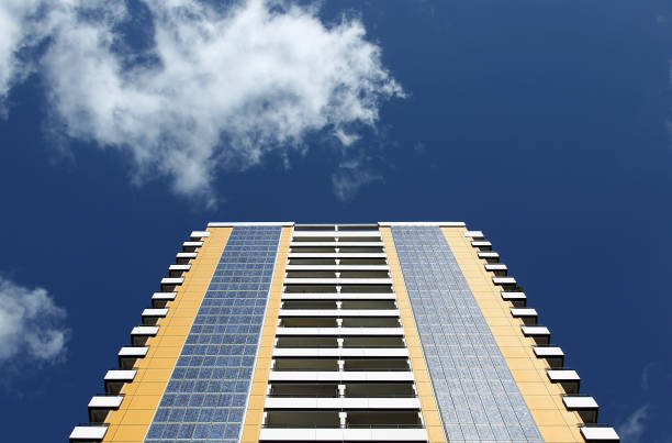 Photovoltaic Facade At Berlin Twin Towers:ニュース(壁紙.com)