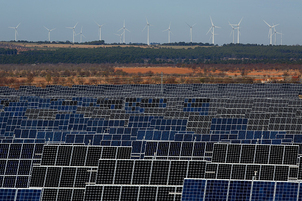 Fuel and Power Generation「Solar Power Industry In Spain」:写真・画像(14)[壁紙.com]