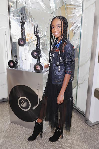 Swarovski「REMIX Your Style - Swarovski Collection Launch at Rockefeller Center」:写真・画像(12)[壁紙.com]