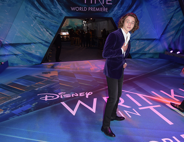 """A Wrinkle in Time「Premiere Of Disney's """"A Wrinkle In Time"""" - Red Carpet」:写真・画像(3)[壁紙.com]"""