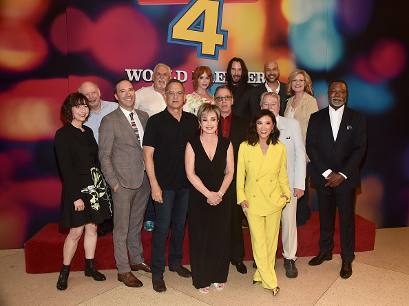 "Premiere Event「The World Premiere Of Disney And Pixar's ""TOY STORY 4""」:写真・画像(13)[壁紙.com]"