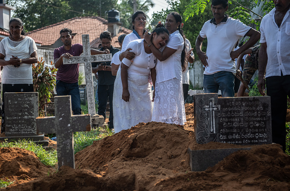 Negombo「Sri Lanka Mourns Victims of Easter Sunday Bombings」:写真・画像(19)[壁紙.com]