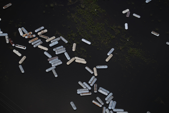 Fireball「U.S. Military Surveys Flood Damage After Hurricane Florence」:写真・画像(6)[壁紙.com]