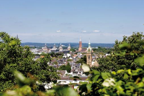 Focus On Background「Germany, Bonn, Cityscape」:スマホ壁紙(1)