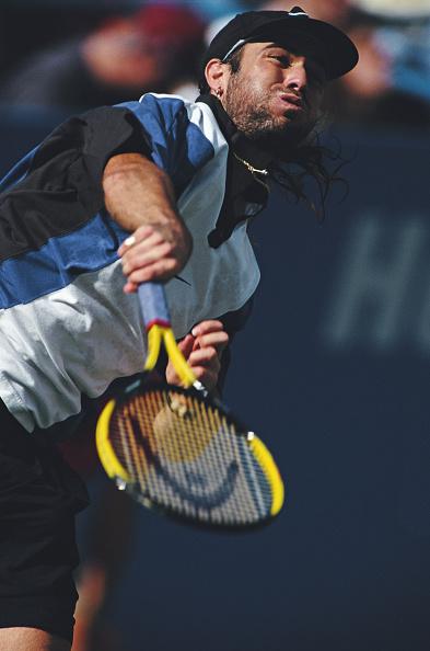 アンドレ アガシ「United States Open Tennis Championship」:写真・画像(8)[壁紙.com]