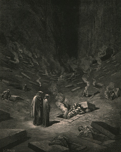 Hell「He Answer Thus Returnd: The Arch-Heretics Are Here C」:写真・画像(2)[壁紙.com]