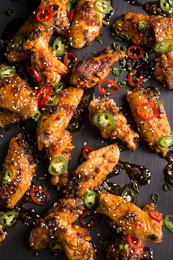 Chicken Wing「Honey Serrano Chicken Wings」:スマホ壁紙(15)
