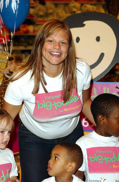 Photoshot「Big Brother's Jade Goody  kicks off £1Million appeal for Barnardo's Big Toddle, Date:28.05.2004」:写真・画像(2)[壁紙.com]