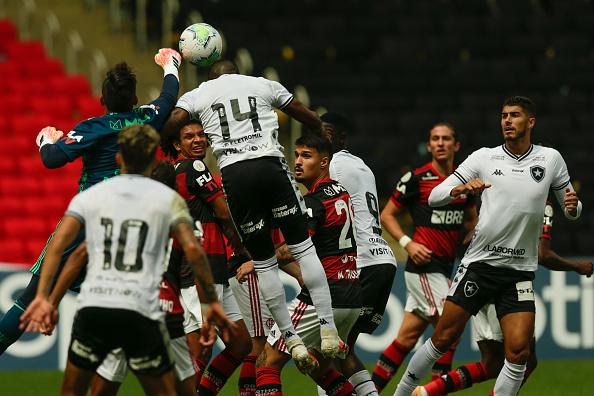 Diego Alves「2020 Brasileirao Series A:  Flamengo v Botafogo」:写真・画像(3)[壁紙.com]