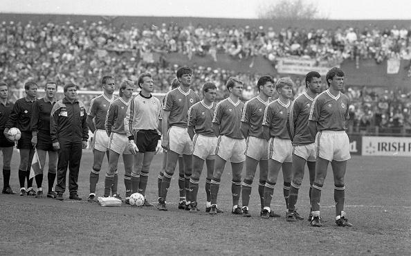 Soccer「Ireland V USSR 1990」:写真・画像(17)[壁紙.com]