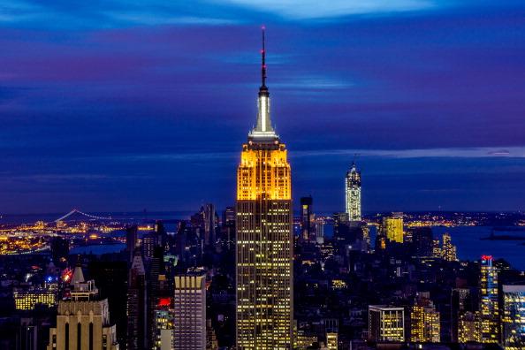 ミッドタウンマンハッタン「New York And New Jersey Continue To Recover From Superstorm Sandy」:写真・画像(1)[壁紙.com]