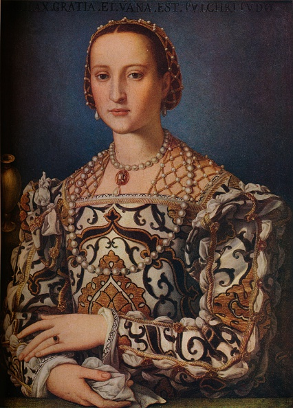 Necklace「Eleonora di Toledo c 1559」:写真・画像(18)[壁紙.com]