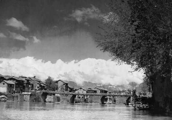 Bridge - Built Structure「Srinagar Bridge」:写真・画像(18)[壁紙.com]