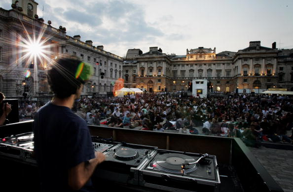 Somerset House「The Summer Screen At Somerset House」:写真・画像(2)[壁紙.com]