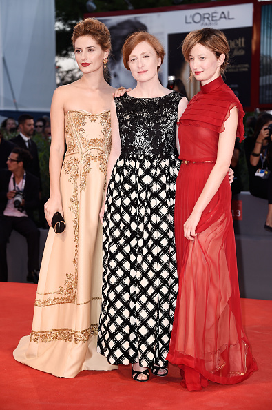動画「'Blood Of My Blood' Premiere - 72nd Venice Film Festival' Premiere」:写真・画像(8)[壁紙.com]