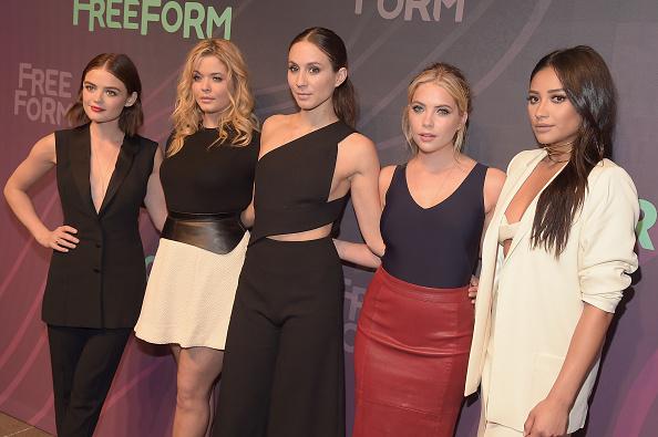 アシュリー ベンソン「2016 ABC Freeform Upfront」:写真・画像(17)[壁紙.com]