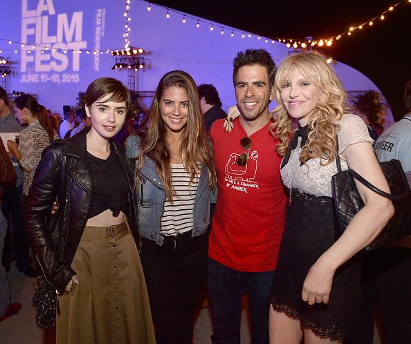 ロサンゼルス映画祭「2015 Los Angeles Film Festival - Closing Night Live Read Of 'Fast Times At Ridgemont High' Directed By Eli Roth - Red Carpet」:写真・画像(6)[壁紙.com]