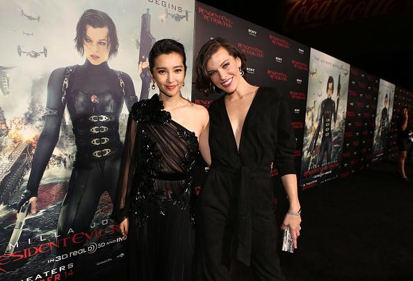 "Li Bingbing「Premiere Of Screen Gems' ""Resident Evil: Retribution"" - Red Carpet」:写真・画像(17)[壁紙.com]"
