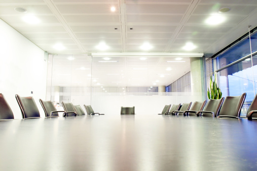 Conference Table「Boardroom, high key」:スマホ壁紙(12)