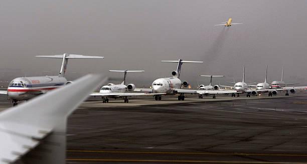 Airline Delays in 2007 Second Worst Ever:ニュース(壁紙.com)