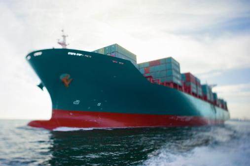 Ship「リボンの完全装填貨物船です。」:スマホ壁紙(10)