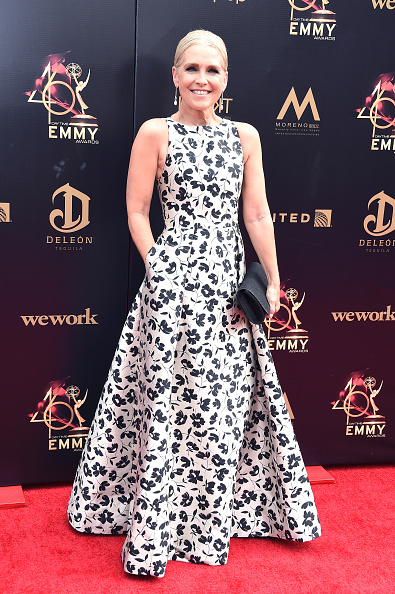 Flounced Dress「46th Annual Daytime Emmy Awards - Arrivals」:写真・画像(6)[壁紙.com]