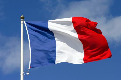 France「Flag of France」:スマホ壁紙(10)