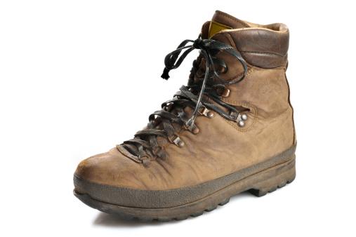Shoelace「Old hiking boot」:スマホ壁紙(6)