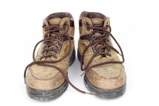Shoelace「Old Hiking Boots」:スマホ壁紙(8)