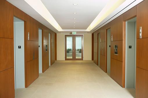 Elevator「Elevator lobby」:スマホ壁紙(16)