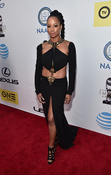 Monique Coleman「47th NAACP Image Awards Presented By TV One - Red Carpet」:写真・画像(6)[壁紙.com]