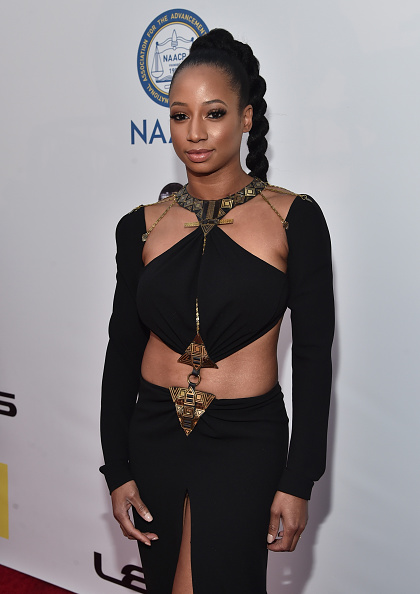 Monique Coleman「47th NAACP Image Awards Presented By TV One - Red Carpet」:写真・画像(5)[壁紙.com]