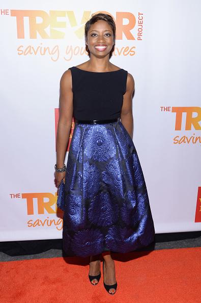 "Mid Calf Length「The Trevor Project's 2014 ""TrevorLIVE NY"" Event - Arrivals」:写真・画像(13)[壁紙.com]"