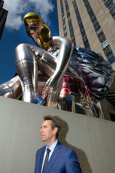 Art Product「Jeff Koons Unveils Seated Ballerina Inflatable Sculpture」:写真・画像(16)[壁紙.com]