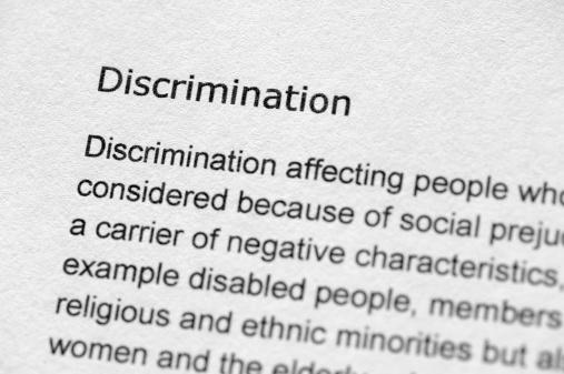 Evil「Definition of the word discrimination」:スマホ壁紙(0)
