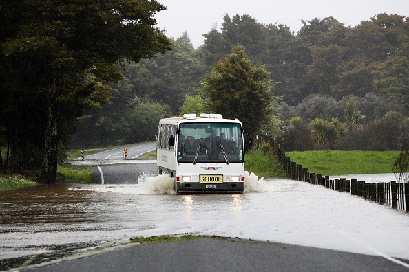 Weather「Heavy Rain Causes Flooding And Power Cuts In North Auckland」:写真・画像(19)[壁紙.com]