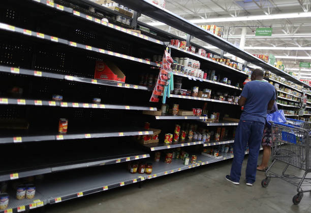 Texas Gulf Coast Braces For Hurricane Harvey:ニュース(壁紙.com)