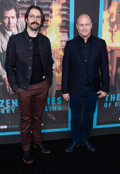 Frazer Harrison「Screening Of HBO's 'The Zen Diaries Of Garry Shandling' - Arrivals」:写真・画像(9)[壁紙.com]