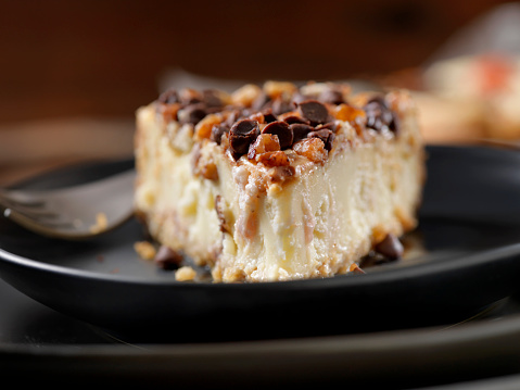 Butterscotch Candy「Cheesecake with Walnuts, Chocolate and Butterscotch Chips」:スマホ壁紙(13)
