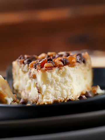 Butterscotch Candy「Cheesecake with Walnuts, Chocolate and Butterscotch Chips」:スマホ壁紙(15)