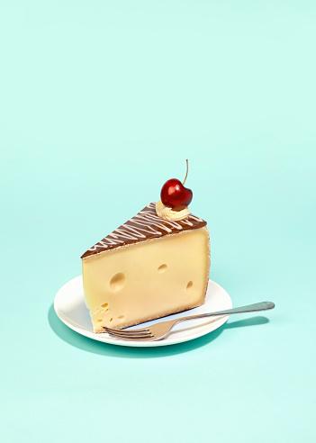 Dessert Topping「Cheesecake」:スマホ壁紙(6)