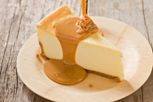 Cheesecake「Cheesecake With Caramel Pour」:スマホ壁紙(12)