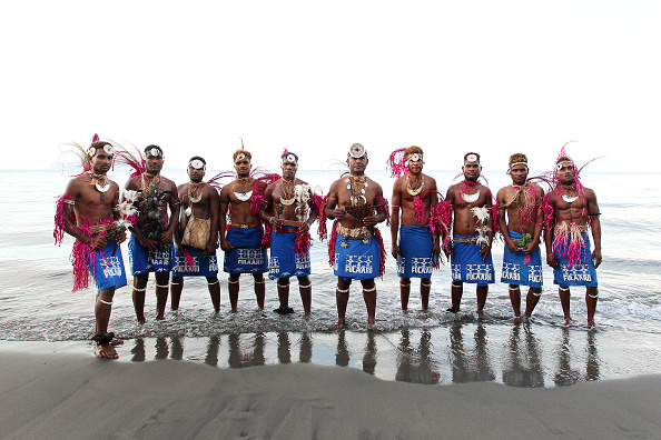 Lisa Maree Williams「Pacific Island Performers Travel To Sydney For Largest Royal Edinburgh Military Tattoo」:写真・画像(15)[壁紙.com]