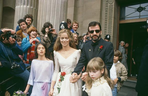 映画界「Ringo Starr Marries Barbara Bach」:写真・画像(9)[壁紙.com]