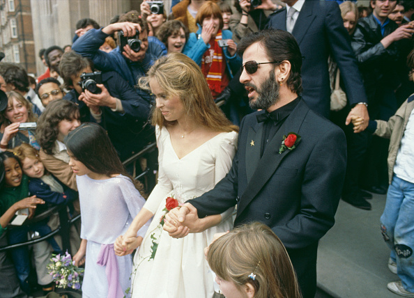 Photography Themes「Ringo Starr Marries Barbara Bach」:写真・画像(1)[壁紙.com]