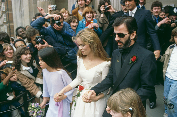 Photography Themes「Ringo Starr Marries Barbara Bach」:写真・画像(0)[壁紙.com]