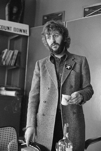 リンゴ・スター「Ringo Starr」:写真・画像(8)[壁紙.com]