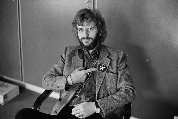 リンゴ・スター「Ringo Starr」:写真・画像(3)[壁紙.com]