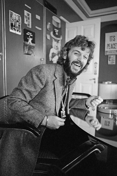 リンゴ・スター「Ringo Starr」:写真・画像(18)[壁紙.com]